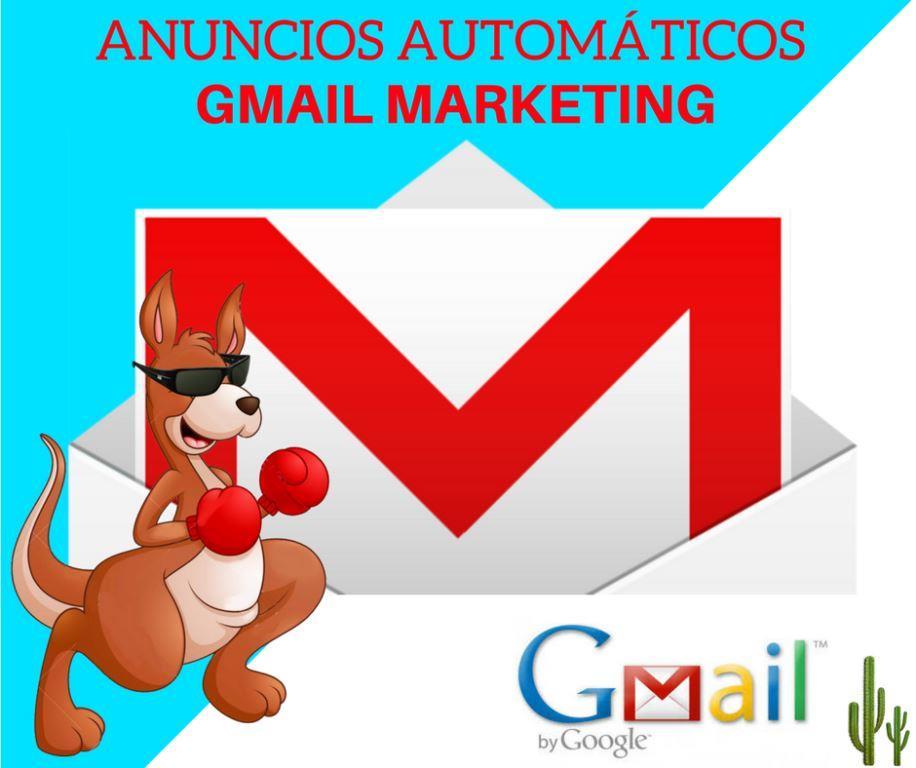 Anuncios en Gmail