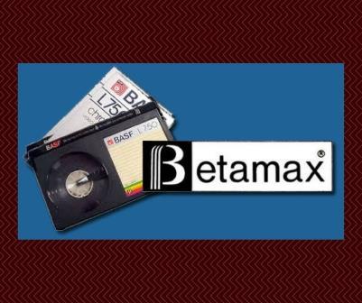 CASSETTE BETAMAX 2