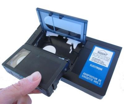 CASSETTE VHS - CAM