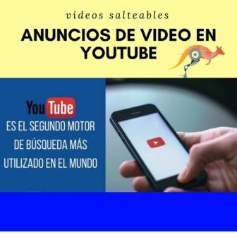 Anuncios de Youtube