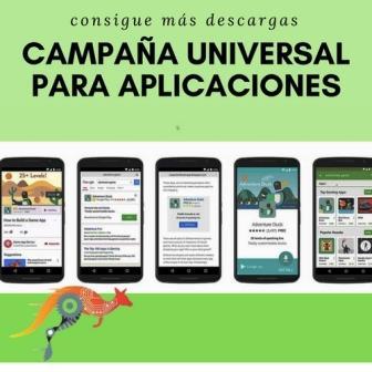 Campañas de anuncios en aplicaciones moviles