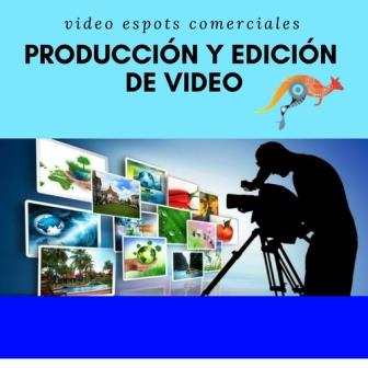 Produccion de video spots comerciales