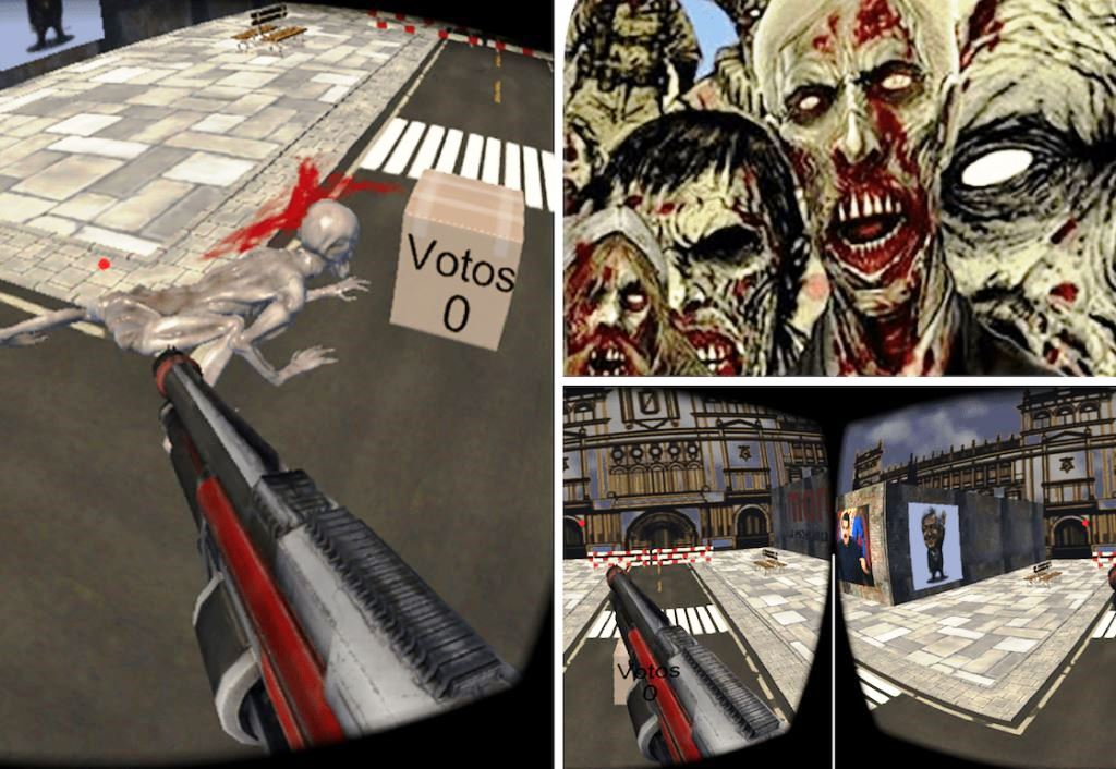 Mexicano crea un videojuego para exterminar PejeZombies